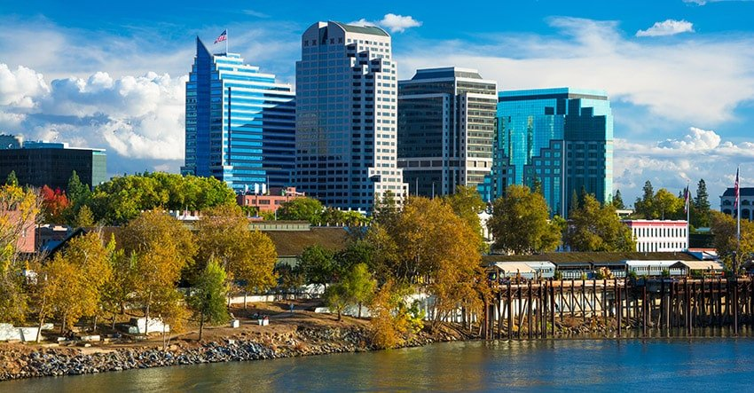 Keyrenter Property Management Services Available in Sacramento, California